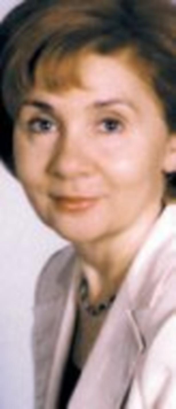 Hanna Litwińczuk, profesor Uniwersytetu Warszawskiego