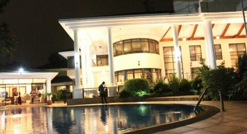 Kidero's Muthiga Mansion