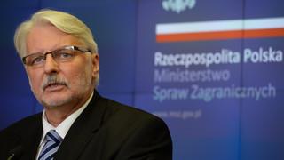 Waszczykowski: Tusk nie pomaga w realizacji interesu Polski