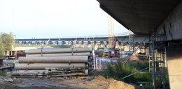 Budują nam most na Wiśle