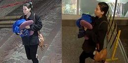 Noworodek porzucony na lotnisku z wzruszającym listem. Policja poszukuje matki