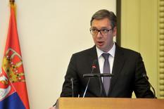 Vučić: Moj sin Danilo nije učinio ništa loše, nije mi lako da mu objasnim zašto su ga napali
