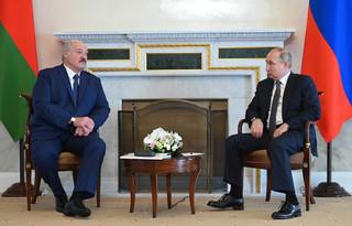 Spotkanie Putin-Łukaszenka. Jest porozumienie w sprawie ceny gazu