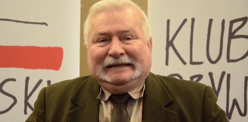 Wałęsa zrobi to 10 lipca