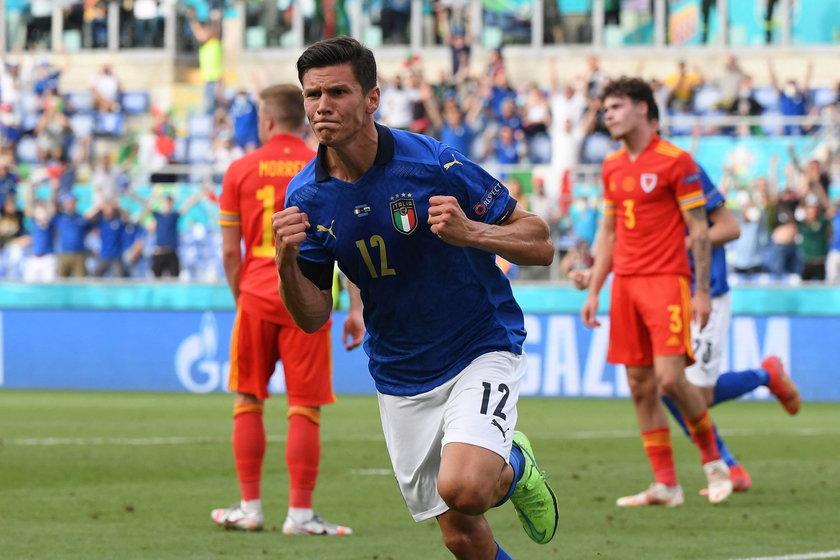 W tym sezonie po dobrych występach w barwach Atalanty pomocnik zadebiutował w dorosłej reprezentacji Squadra Azzurra.