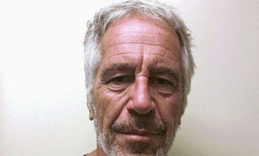 Jeffrey Epstein popełnił samobjstwo w celi