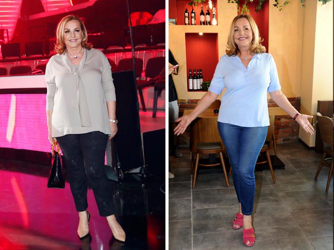 """DIJETA ANE BEKUTE Za tri meseca skinula 12 kg i izgleda MOĆNO: """"Žena mora da bira -  ZADNJICA ili LICE"""""""