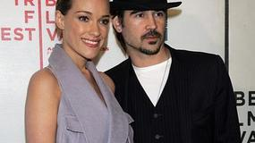 """Alicja Bachleda-Curuś i Colin Farrell na pokazie """"Ondine"""" na festiwalu Tribeca"""