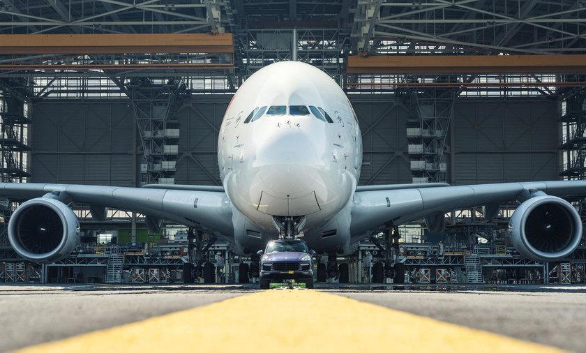Nie pociągaj nosem w samolocie. Twój lot może szybko się zakończyć