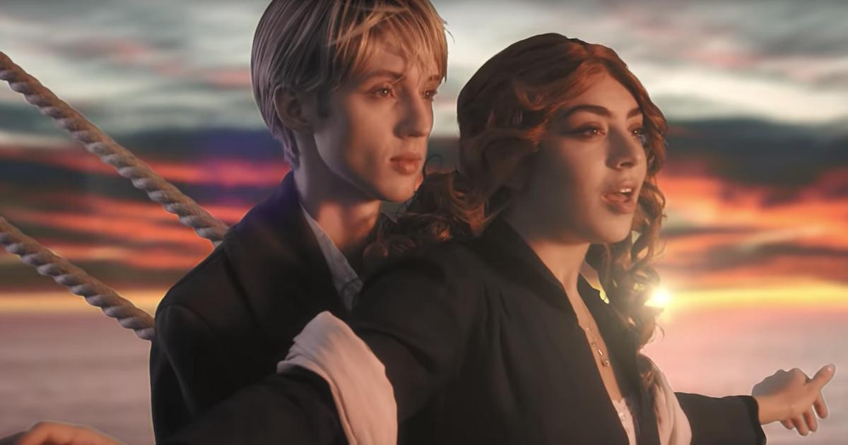 Charli XCX und Troye Sivan feiern als 90s-Ikonen in neuem Video