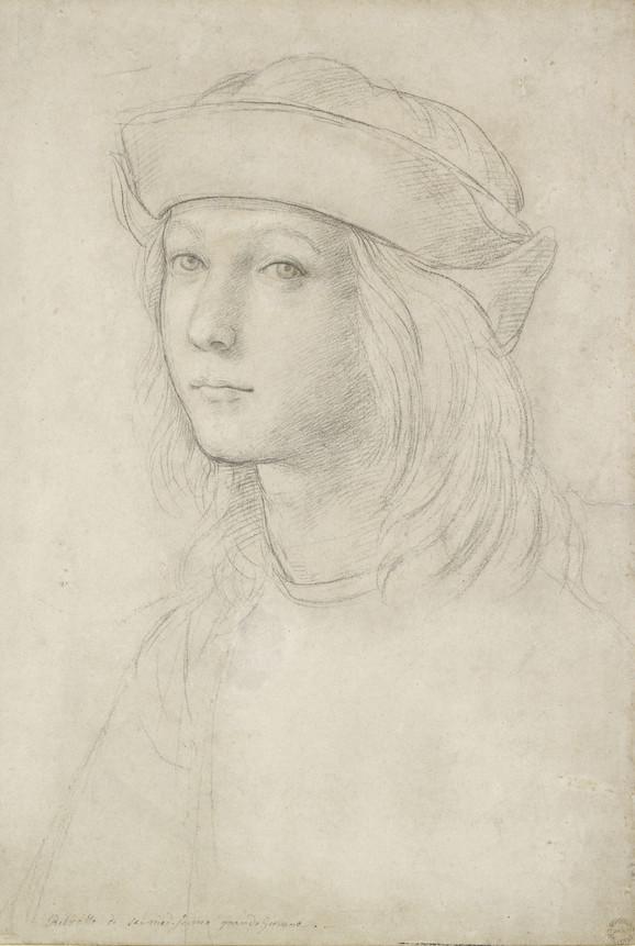 Portret mladića (Autoportet?), 1500-1.