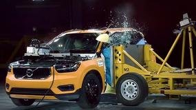 Volvo XC40 - bezpieczeństwo najważniejsze