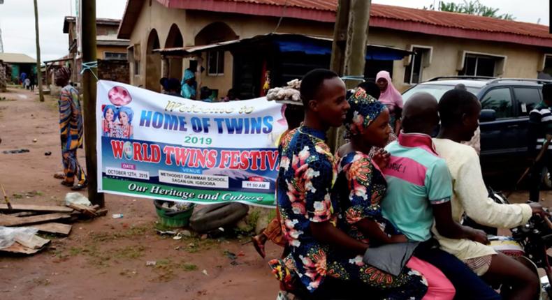 Igbo Ora twins town