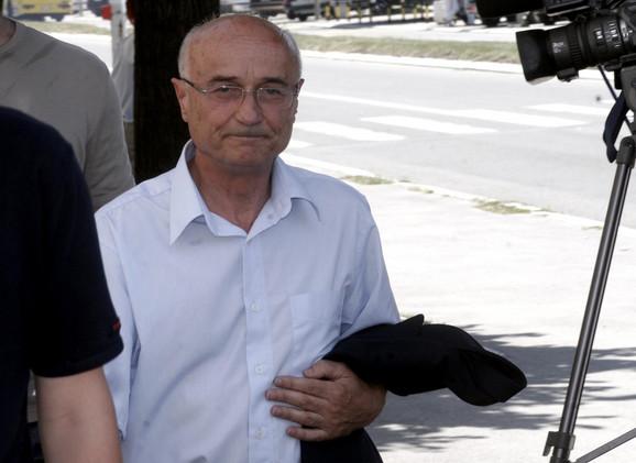 Sudija Ljubomir Vučković
