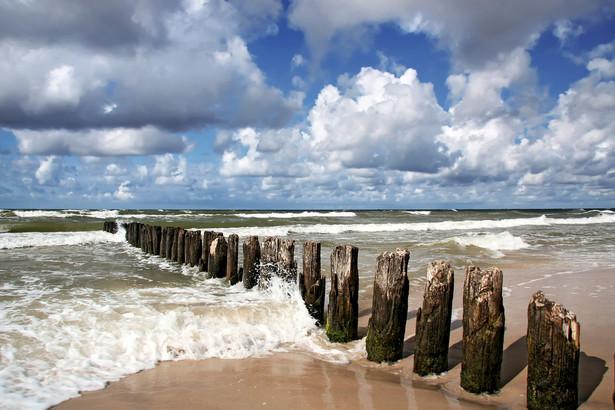 Plaża bałtycka, mat. shutterstock