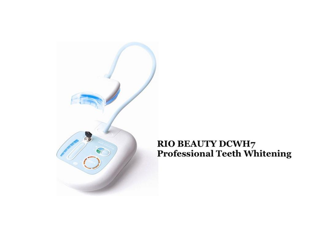 RIO BEAUTY DCWH7 Professional Teeth Whitening