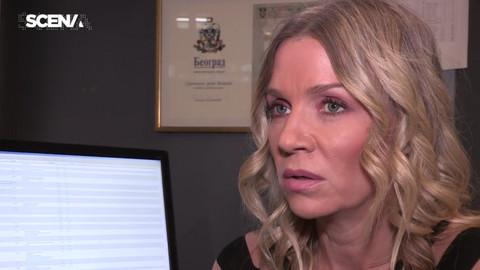 Potresno: Voditeljka Dnevnika otkrila zašto je jedini put u karijeri prekinula emisiju uživo! Video
