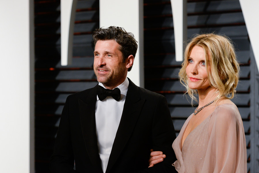 Patrick Dempsey fot. Presley Ann / Contributor/ GettyImages