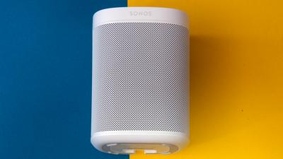 Sonos One SL im Test: Sonos One ohne Mikrofone