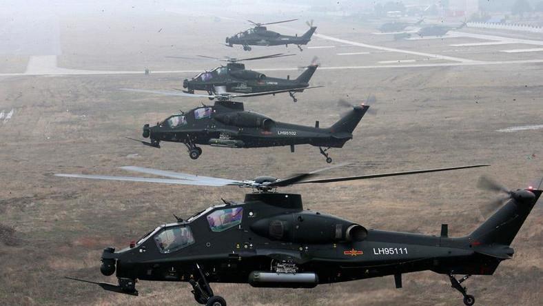 5. Chiny. Eksportują broń m.in. do Pakistanu, Bangladeszu i Mjanma