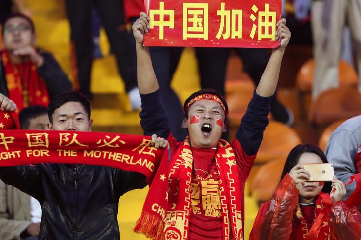 Fudbalska reprezentacija Kine