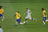 Fudbalska reprezentacija Argentine, Fudbalska reprezentacija Brazila,