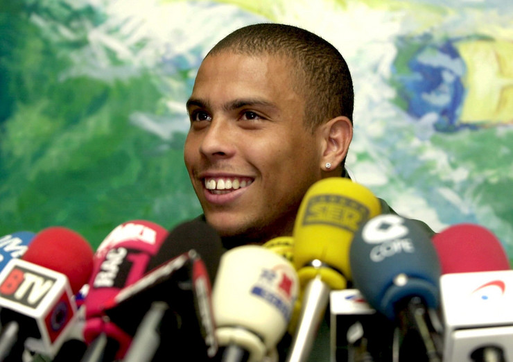 Ronaldo Luis Nazario, Pravi Ronaldo