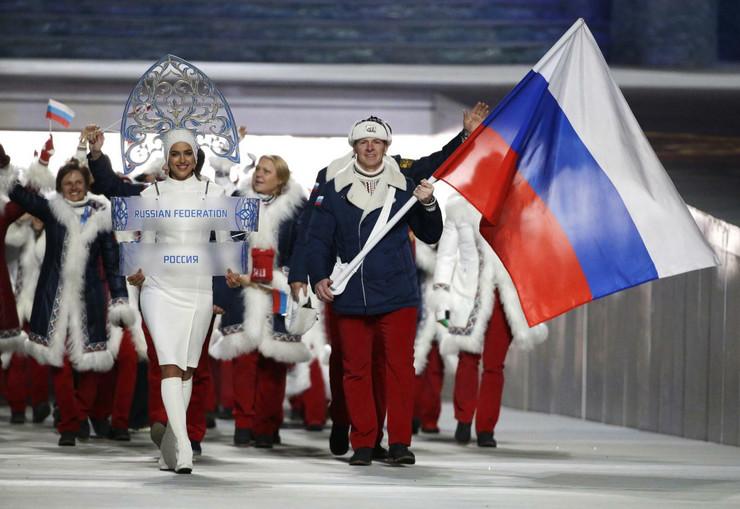 Ruski sportisti