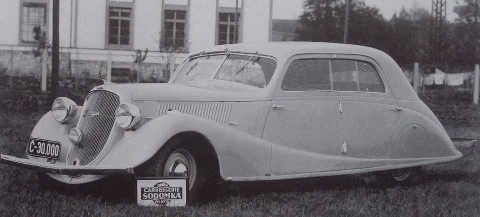 Škoda Superb 3000 (1941-1943)