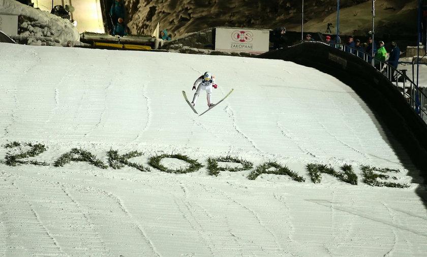 Świąteczne mistrzostwa Polski w skokach w Zakopanem