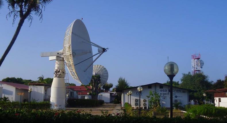 Broglio Space Centre.