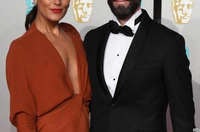Poznati par na BAFTA dodeli