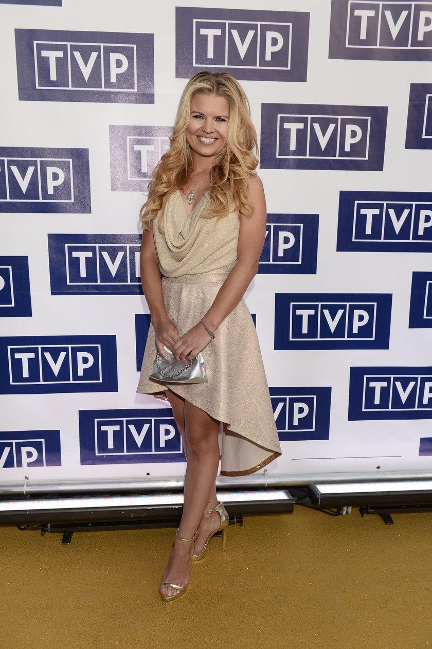 Marta Manowska w sierpniu w TVP