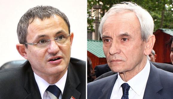 Savetuju u Vladi: Dragan Glamočić i Petar Škundrić