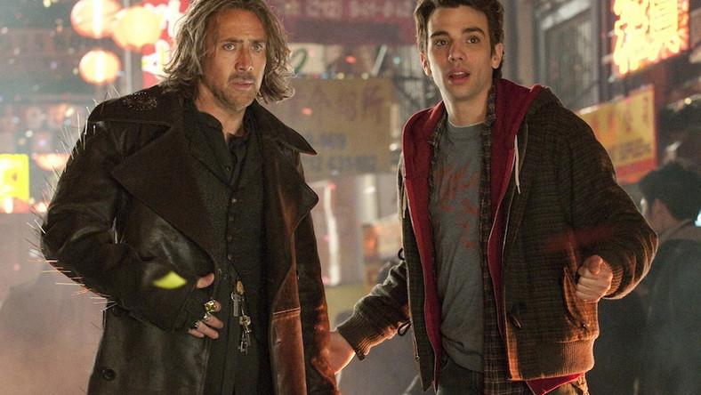 Nicolas Cage i jego uczeń Jay Baruchel