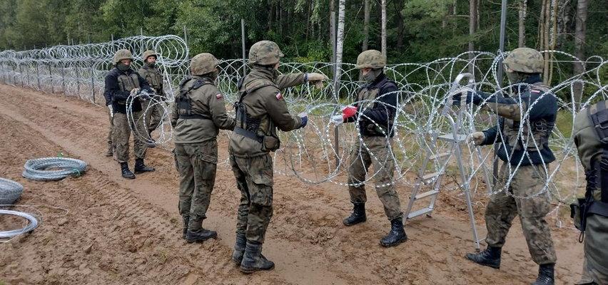 Rząd chce postawić mur na granicy z Białorusią. Koszt budowy powala, a zamysł może niepokoić
