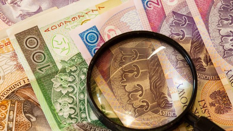 Lupa i pieniądze