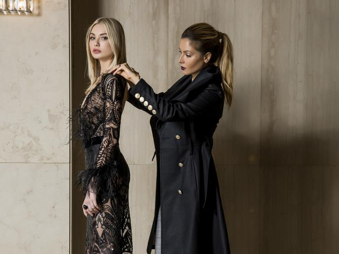 Biljana Tipsarević vas vodi u svet MODNOG GLAMURA: Ove haljine poželeće sve žene u Srbiji