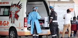 W RPA zidentyfikowano nowy wariant koronawirusa. Może być niebezpieczny