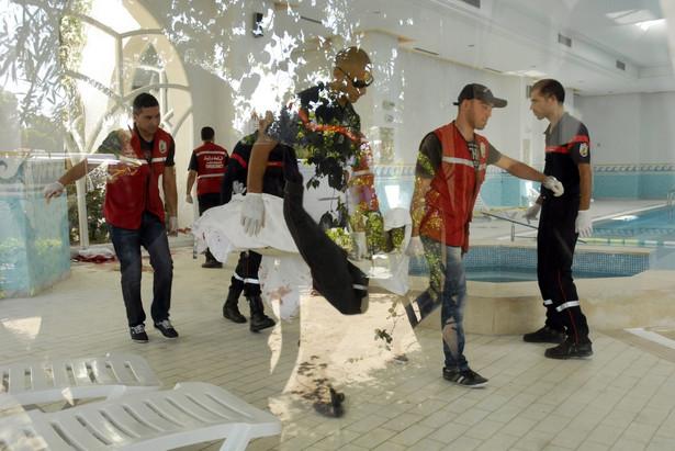 Zamach w Tunezji