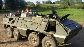 Poligon Strefa Militarna - otwarcie nowej atrakcji turystycznej na Mazurach