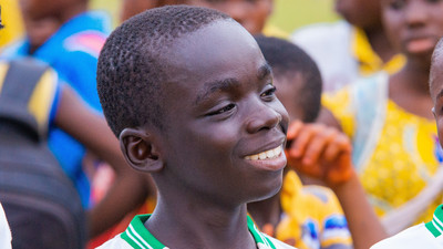A touch of Messi: The magic and artistry of 12-year-old Mathew Addae