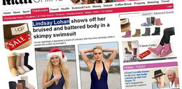 Lohan przeszła operację