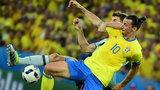 Ibrahimović żegna się z Euro 2016