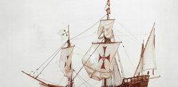 Odnaleziono statek Krzysztofa Kolumba!