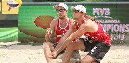 Będą dwa medale na piasku?!