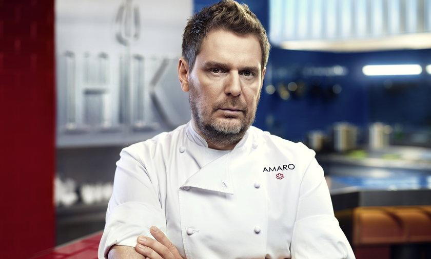 Modest Amaro będzie gotował dla Baracka Obamy