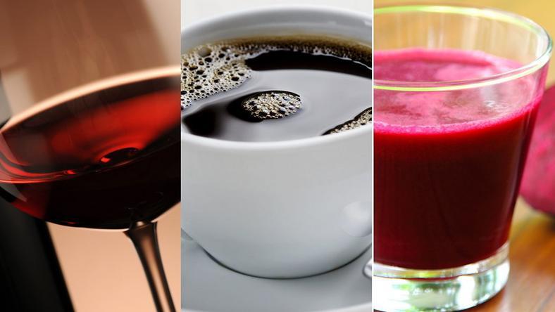 Napoje o właściwościach przeciwstarzeniowych