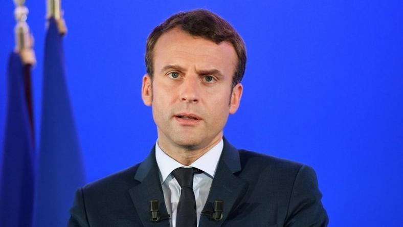 emmanuel Macron quit the Socialist government last year to form his own movement, En Marche (On the Move), saying he wanted to shake up the political class