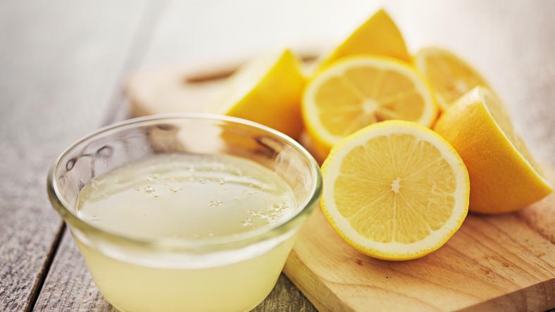 Sok z cytryny
